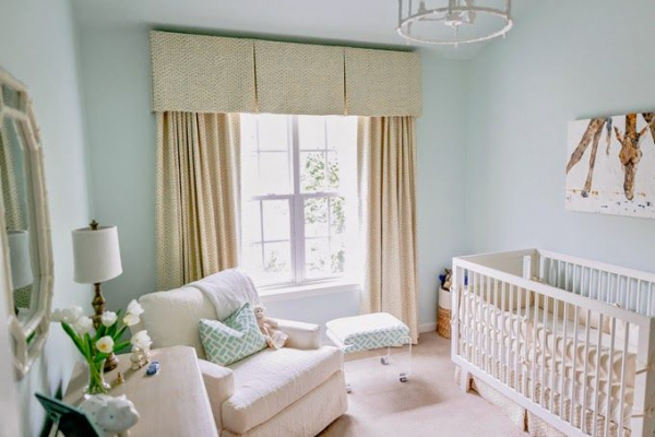 Adorable Nursery Idea: 10 Adorable Nursery Ideas For Your Little One