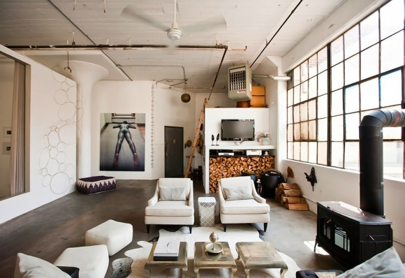 10 Amazing Rustic Living Rooms (6)
