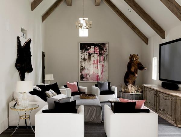 10 Amazing Rustic Living Rooms (9)