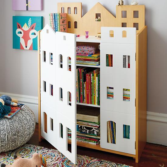10 cute kid s bookcase ideas adorable home for Cute bookshelf ideas