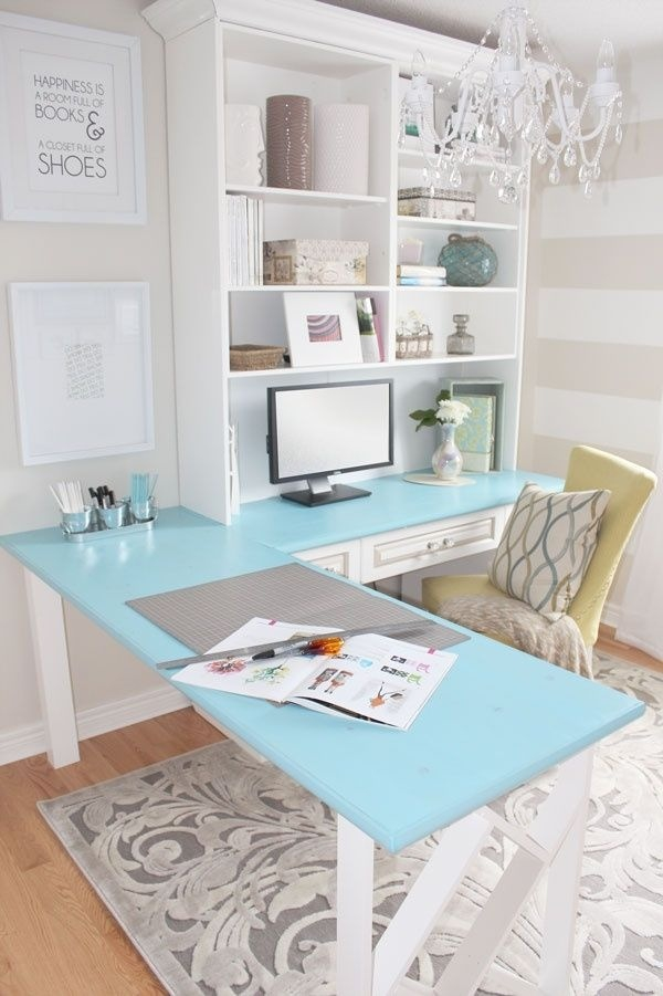 fresh home office design ideas perfect for your business (2)
