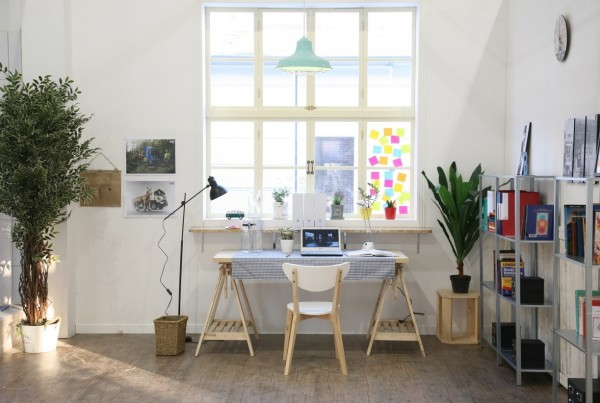 fresh home office design ideas perfect for your business (4)