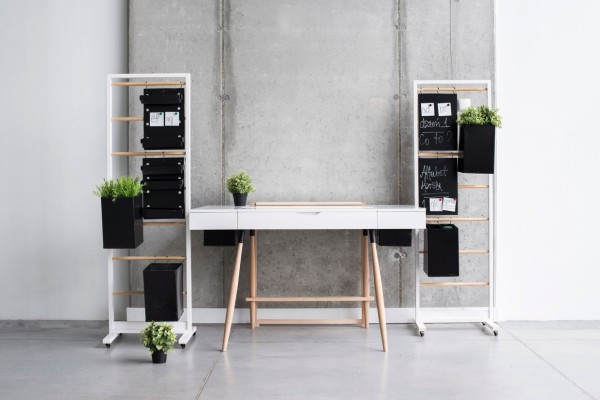 fresh home office design ideas perfect for your business (6)