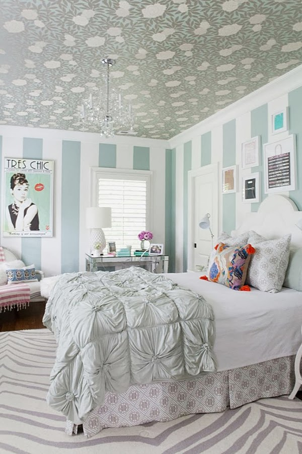 10 graceful feminine bedroom ideas adorable home for Modern feminine bedroom designs