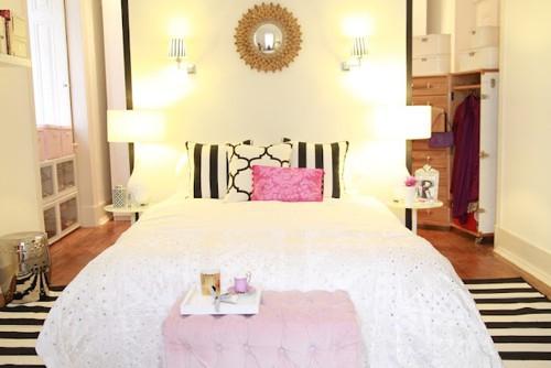 10 Graceful Feminine Bedroom Ideas (2)