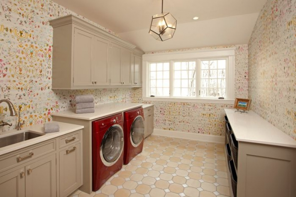 10 Laundry Room Designs Get the Look Adorable Home