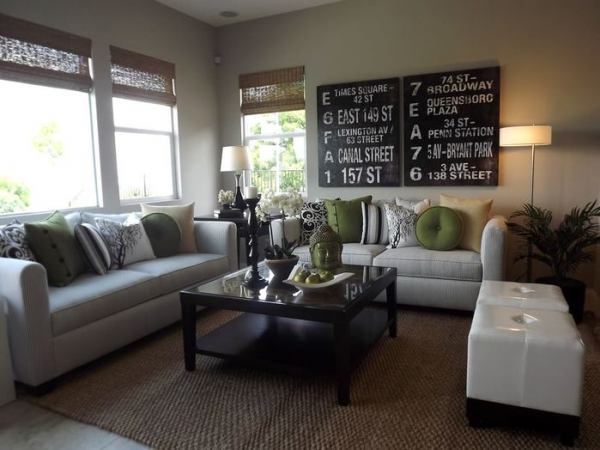 Contemporary Living Room Designs Get The Look Adorable