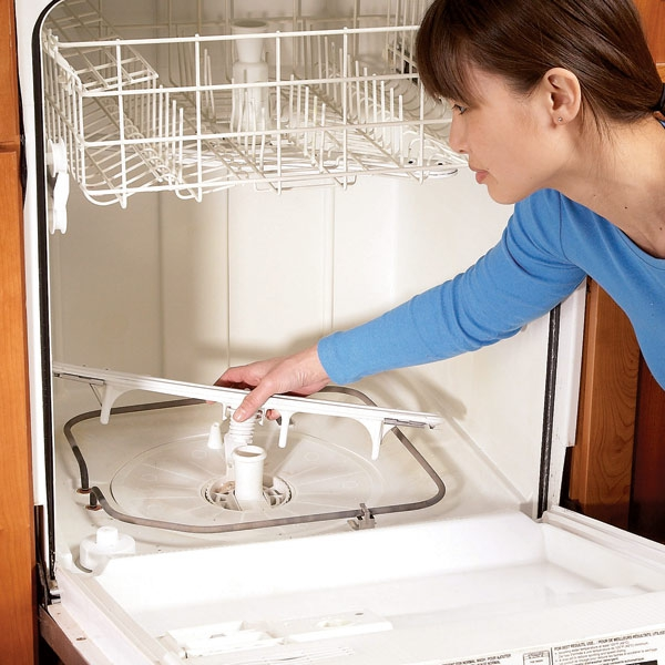 4 simple ways to clean your dishwasher