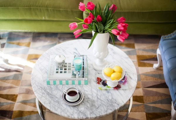 5 tips on how to style a coffee table 1