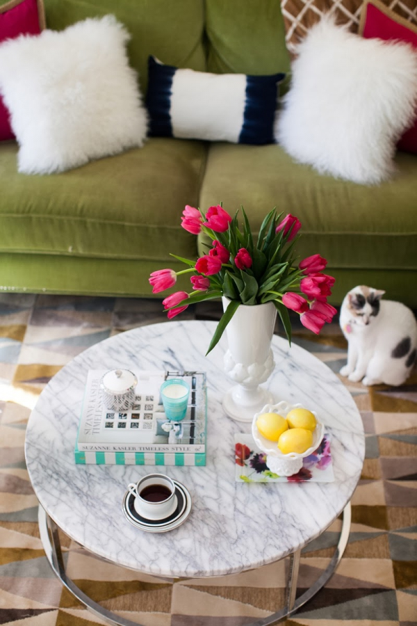 5 tips on how to style a coffee table 4