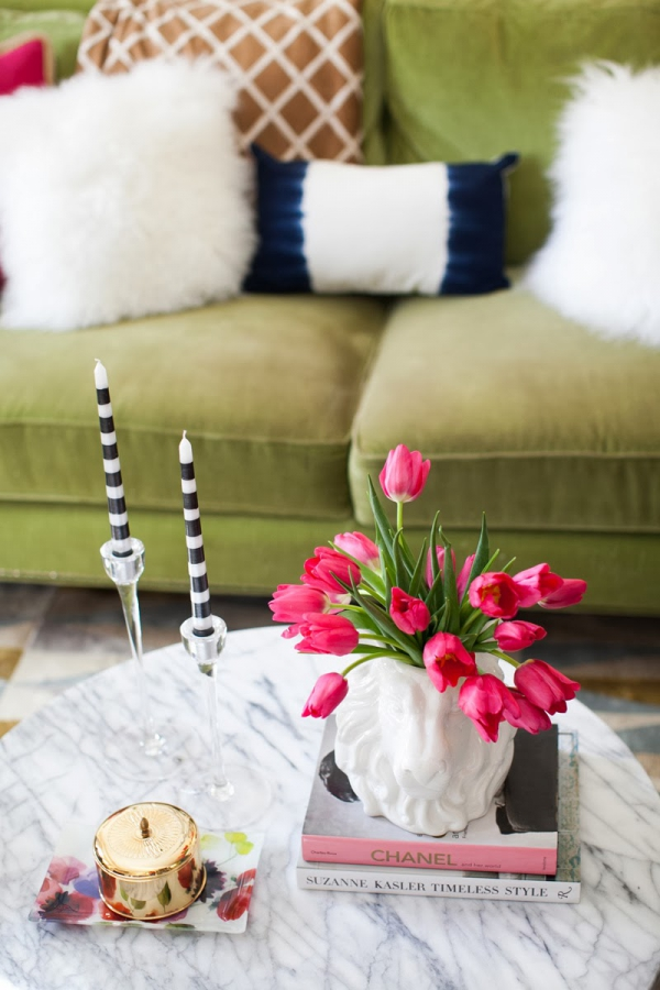 5 tips on how to style a coffee table 7