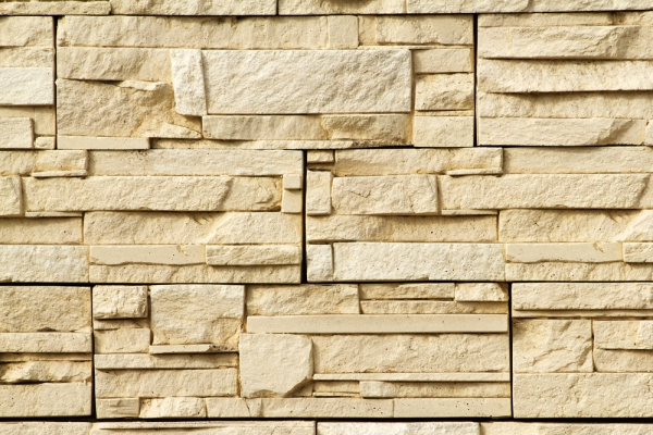5 Trending Materials For A Modern Home (3). [Stone Interior Wall Cladding]