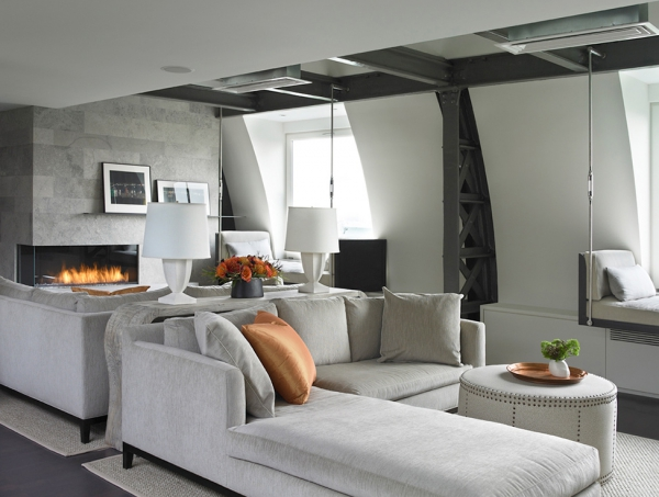 50 shades of gray a modern penthouse that takes gray to the next level (1)