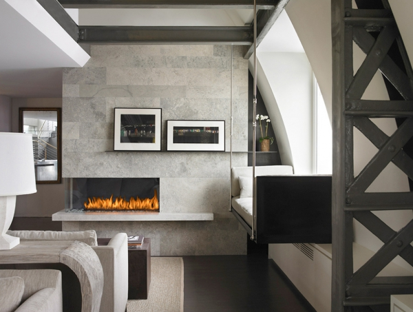 50 shades of gray a modern penthouse that takes gray to the next level (2)