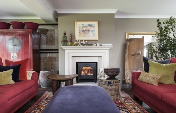 A Beautifully Traditional British House Adorable Home