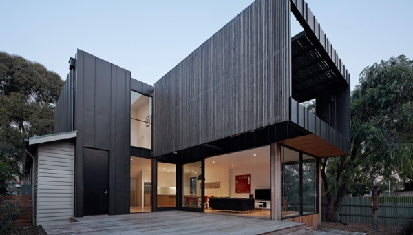 A contemporary minimalist home that keeps it simple  (15)