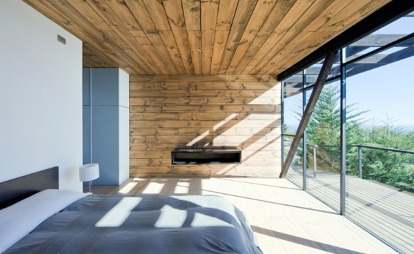 A contemporary timber house that lets the wind in (8)
