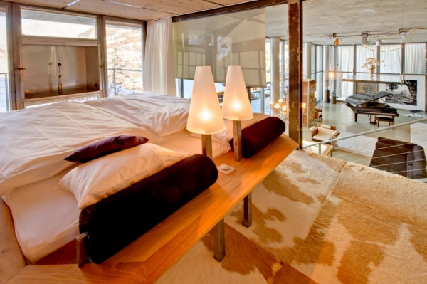 loft style chalet (11)