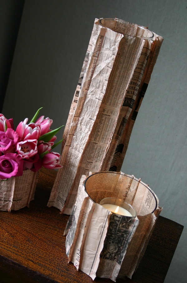 diy-newspaper-vase-3
