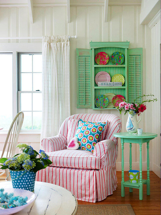 A few fabulous cottage decorating ideas adorable home for Cottage home decor
