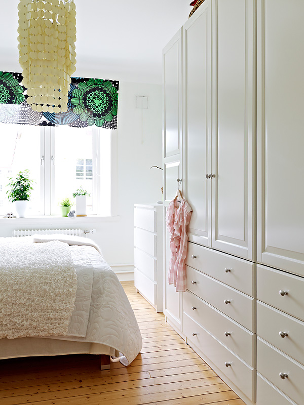 A Funky Light Bedroom Adorable Home