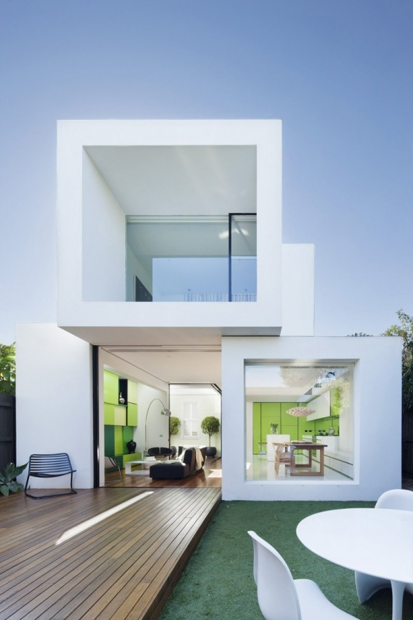 Modern Fresh Home In Melbourne Adorable Home