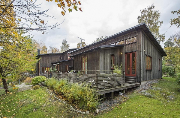 Phenomenal A Lovely Modern Country Home In Sweden Adorable Home Largest Home Design Picture Inspirations Pitcheantrous