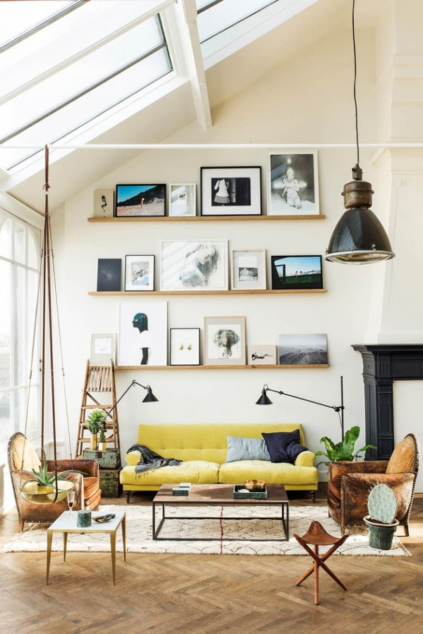 A Pop-up Shop of Modern Eclectic Interiors – Adorable Home
