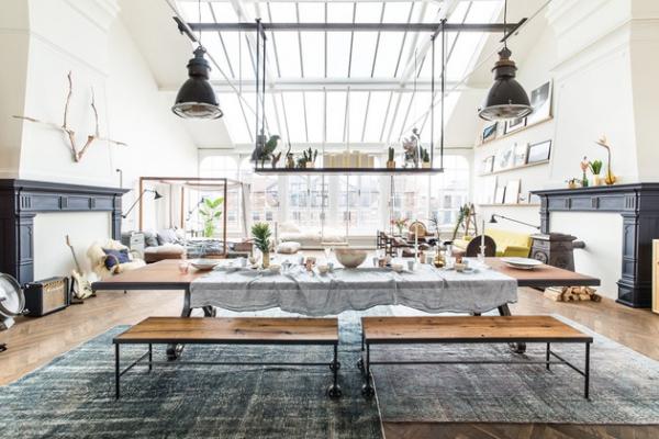 A pop up shop of modern eclectic interiors (7)