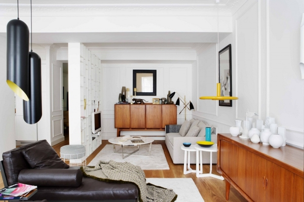 A recipe for eclectic style adorable home for Contemporary eclectic style