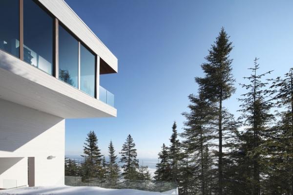 spectacular mountain home Canada (7)