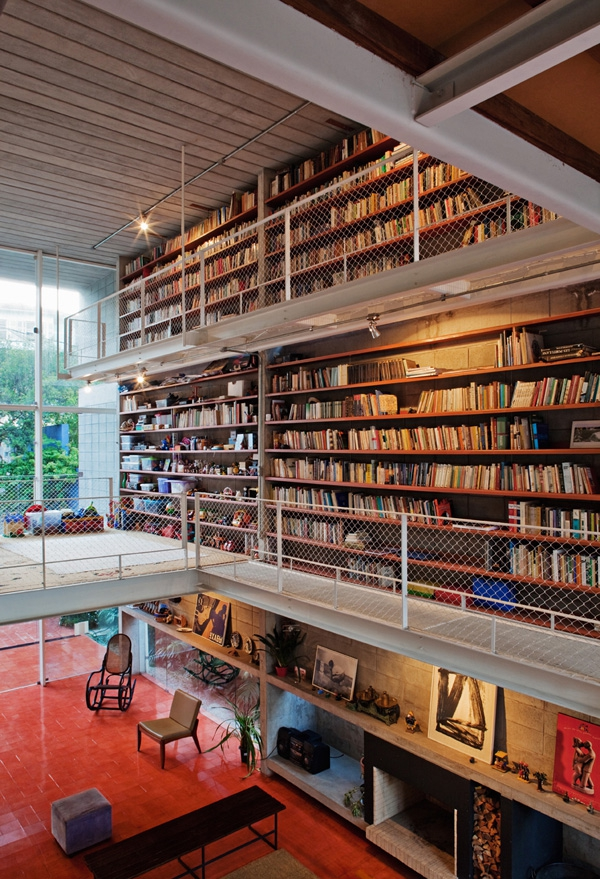 a truly luxurious library adorable home library