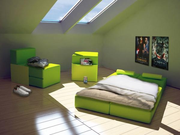 Adaptable modular furniture  (1)
