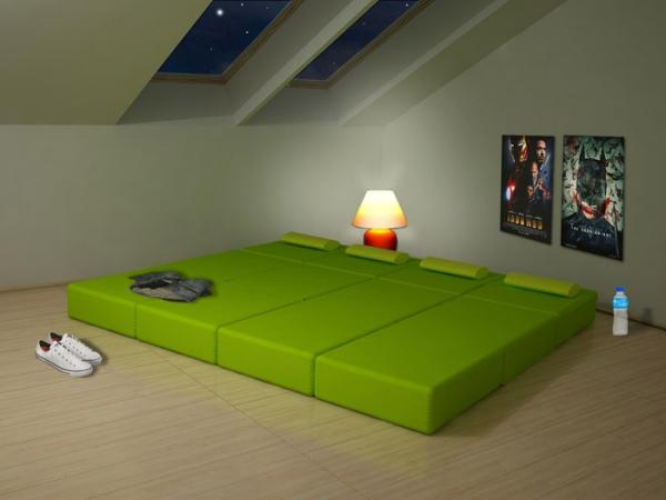 Adaptable modular furniture  (5)