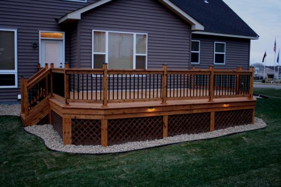 Adding A Deck To Your House