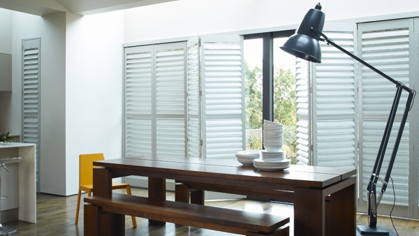 Add A Unique Touch To Your Home: Adding A Sophisticated Touch With Shutters
