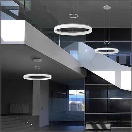 Modern Home Ceiling Lights : Image gallery modern led ceiling lights