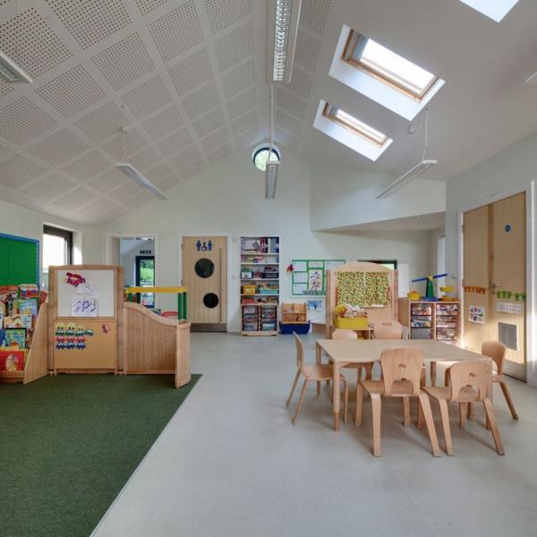 Adorable little infant school keeps it simple (8)
