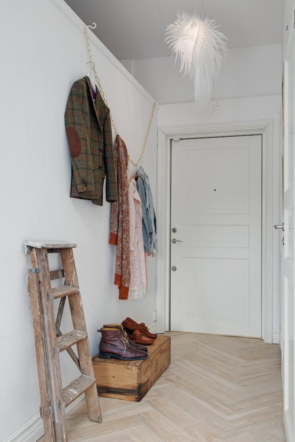 Adorable loft in Sweden (2)
