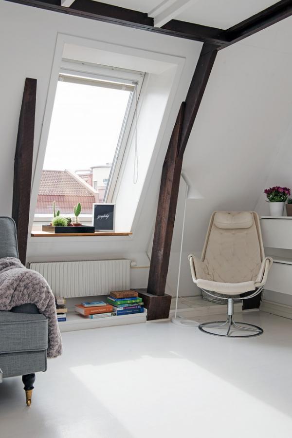 Adorable loft in Sweden (4)