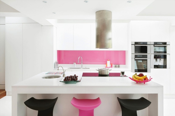 Adorable pink kitchen – Adorable Home