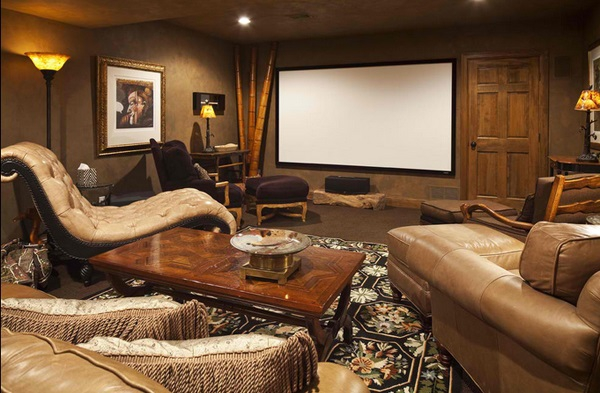 Decor Ideas For Living Rooms: African Themed Living Rooms: Beauty And Style