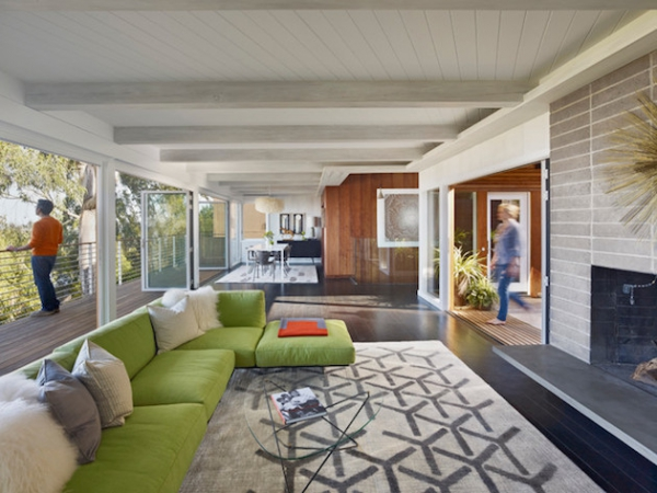 Airy home in Berkeley Hills  (2)