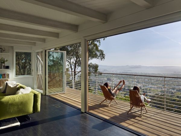 Airy home in Berkeley Hills  (3)