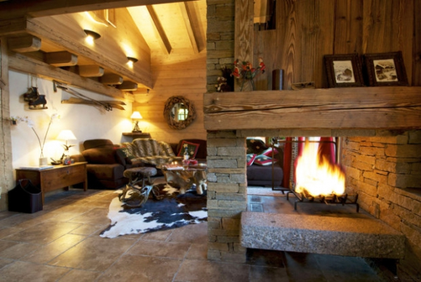Alpine Style At Its Best Adorable Home
