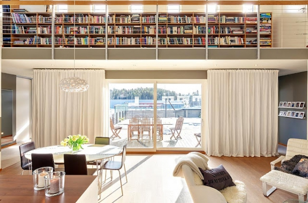 amazing interior design of a scandinavian house adorable