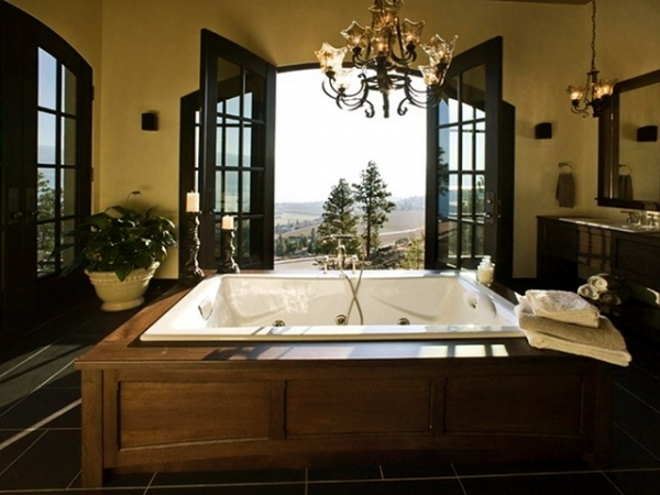 Beautiful Master Bathroom Ideas: Amazing Master Bathroom Ideas