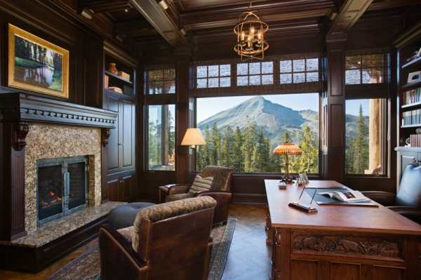 Amazing mountain homes by Locati