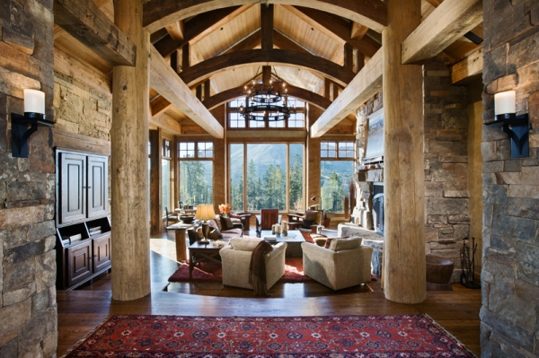 Amazing Mountain Homes By Locati Adorable Home