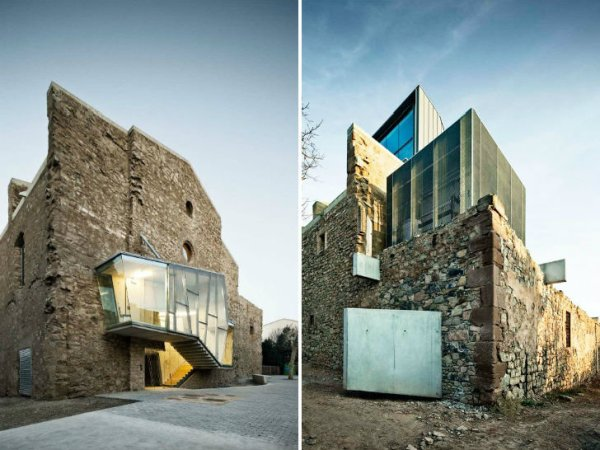 Amazing renovation of an old church in Spain – Adorable Home